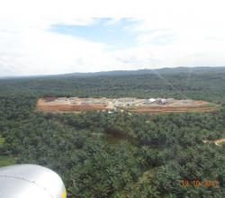 Areal Komunitas di Kalimantan